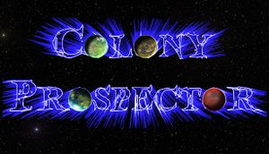 Colony Prospector cover