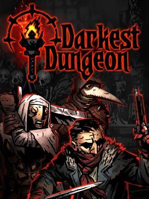 Darkest Dungeon cover