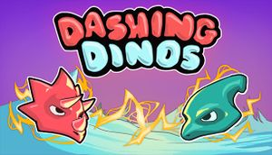 Dashing Dinos cover