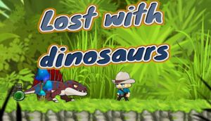 Lost with Dinosaurs cover
