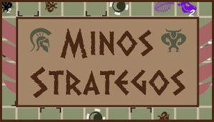 Minos Strategos cover