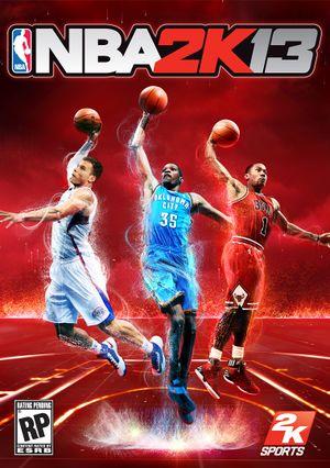 NBA 2K13 - PCGamingWiki PCGW - bugs, fixes, crashes, mods