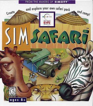 SimSafari cover