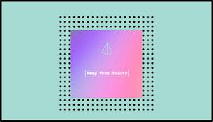 Away from beauty 色即是空 cover