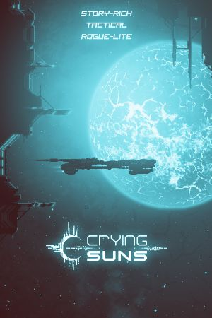 Crying Suns cover