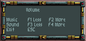 Audio settings (VGA/Tandy update).