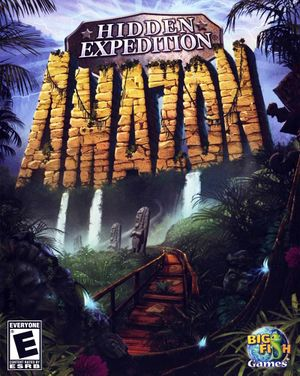 Hidden Expedition: Amazon cover