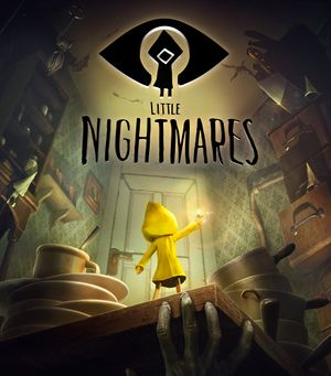 Little Nightmares cover