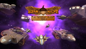 Acorns Above: A World Gone Nuts cover