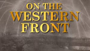 On The Western Front cover