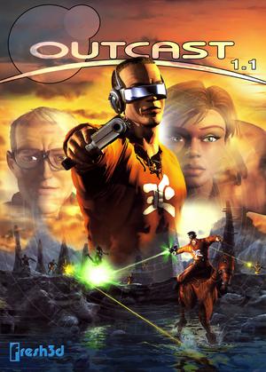Outcast 1.1 cover