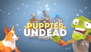 Puppies vs Undead cover