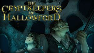 The Cryptkeepers of Hallowford cover