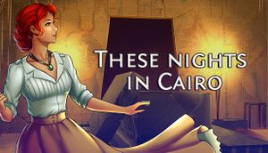 These nights in Cairo cover