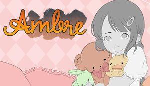 Ambre - a heartbreaking kinetic novel cover