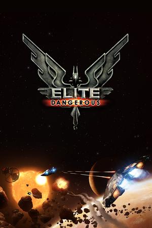 Elite: Dangerous cover
