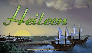 Heileen: Sail Away cover