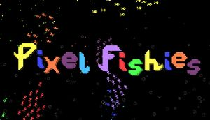 Pixel Fishies cover