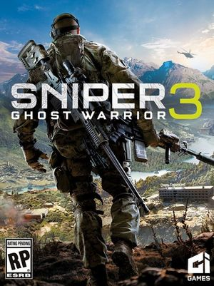 Sniper: Ghost Warrior 3 cover