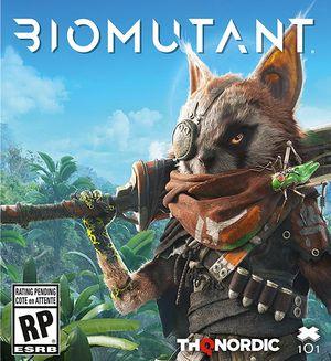 Biomutant cover