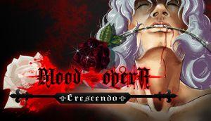Blood Opera Crescendo cover