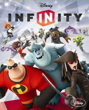 Disney Infinity 1.0: Gold Edition cover