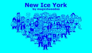 New Ice York cover