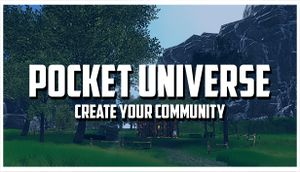 Pocket Universe: Create Your Community cover