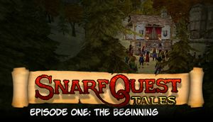 SnarfQuest Tales, Episode 1: The Beginning cover