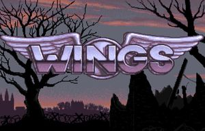 Wings! Classic cover