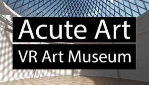 Acute Art VR Museum cover