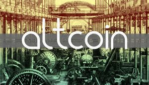 AltCoin cover