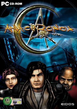 Anachronox cover