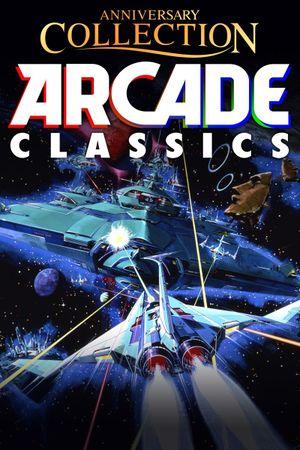 Arcade Classics Anniversary Collection cover