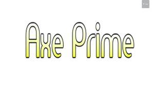 Axe Prime cover