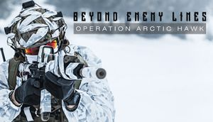 Beyond Enemy Lines: Operation Arctic Hawk cover