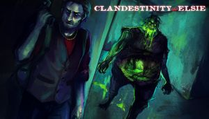 Clandestinity of Elsie cover