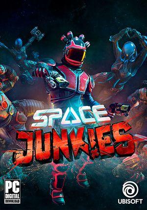 Space Junkies cover