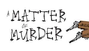 A Matter of Murder cover