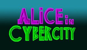 Alice in CyberCity cover