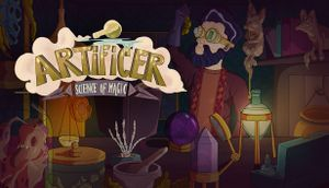 Artificer cover