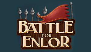 Battle for Enlor cover