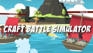 Craft Battle Simulator cover