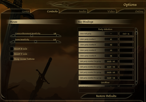 Dragon Age: Origins - PCGamingWiki PCGW - bugs, fixes, crashes, mods
