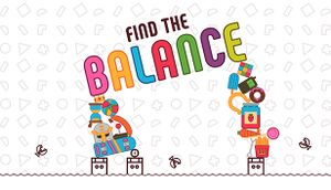 Find The Balance cover