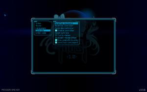 In-game controls settings