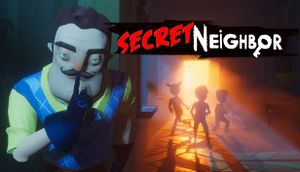 Secret Neighbor cover
