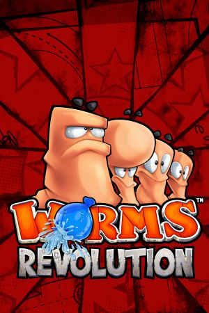 Worms Revolution cover