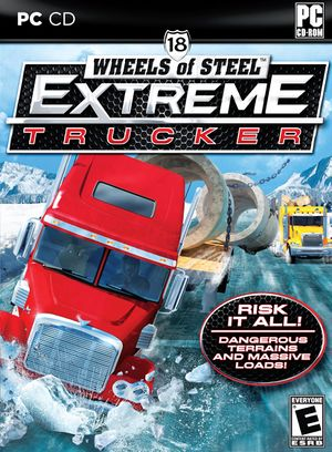 18 Wheels of Steel: Extreme Trucker cover
