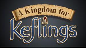 A Kingdom for Keflings cover